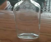 扁肚子白酒瓶 RS-BJP-8893